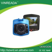 "Wholesale hot selling Mini 2.4"" 1080P Full HD Car Camera Dash Car Cam Video Recorder"