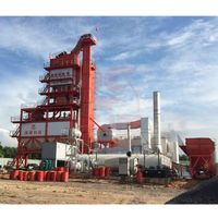 QLB-X series tower type Asphalt Mixing Plant thumbnail image
