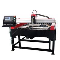 Cheap price of metal plasma cutting machine made in china thumbnail image
