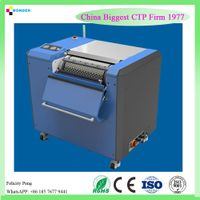 Super quality Amsky AURA m600s flexo plate making machine,for can printing and pad printing