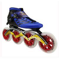 Rasha Skate Frame Mars Inline Speed Skating Chasis Frame Black Speed Skate Hold 4 Wheels Frame Inlin thumbnail image