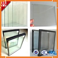 low-e insulating glass with ISO BV CE certificate