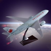 OEM Gift Airplane Model OEM Boeing 787 Air Canada Aircrafts Resin Manufacturer Direct Sales for Souv