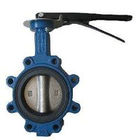 Soft Seat Spline Butterfly Valve in Lug Type (YH-D71X-10/16)