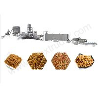 Pet Food (Dog/Cat Food) Production Line