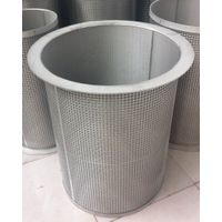 stainless steel temporary strainers / Perforated Metal Temporary Filters thumbnail image