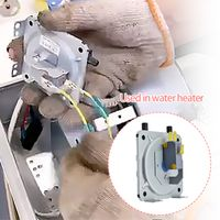 Zing Ear Negative Positive Water Heater Boiler Air Pressure Switch thumbnail image
