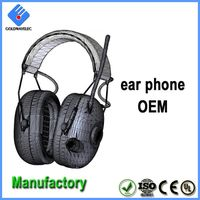 Soundproof Safety Earphone for Workers, Hearing Protection