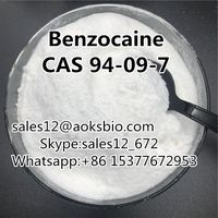 Benzocaine Cas 94-09-7 WhatsApp:+8615377672953