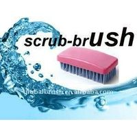 HQ8102 cheapest & mini home cleaning brush/laundry brush/floor scrubber,rose color thumbnail image