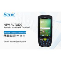 2D Handheld Terminal for Logistics Express-NEW AUTOID 9