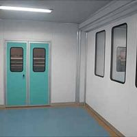 HPL Door Cleanroom Panels Cleanroom Supply