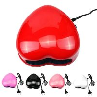 28 pcs LED Light professional nail dryer Heart Shape Led Nail Lamp