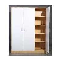 wall mounted bedroom wardrobe thumbnail image
