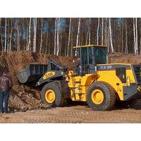 ZL50G wheel loader,ZF transmission,Cat Engine,Pilot Control,A/C