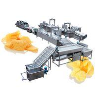 Potato chips processing line thumbnail image