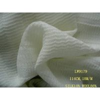 silk/wool fabric:LW9179