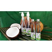 100% Organic Extra Virgin Cold Press Coconut Oil