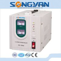 AC single phase AVR full automatic voltage stabilizer for home use