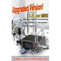 3.2L/min,digital micro computer control, liquid filling machine