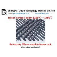 Silicon Carbide roller refractory kiln furniture supplier