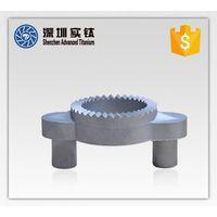 titanium and steel precision casting machinery hardwares