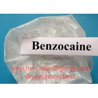 Pure Benzocaine Powder , Pain Reliever Powder For Topical Anaesthesia