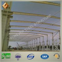 Top Quality Prefab Steel Structure Warehouse