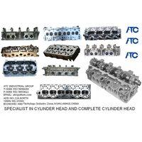 KIA 2.7L cylinder head OVN0110100