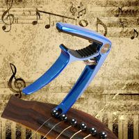 Guitar Capo with pin puller, Acoustic guitar capo