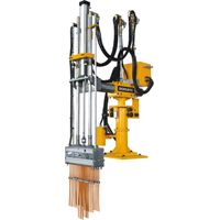 Automatic Servo Motor Vertical Sprayer Machine For Die-Casting Machine
