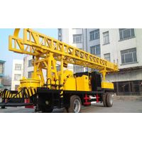 SWCT400SZ  Water Well Drilling Rig