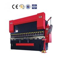 WE67k series CNC Bending machine with top quality