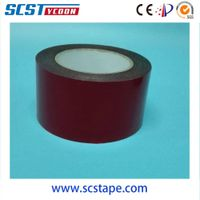 Modified Solvent Acrylic Carpet Adhesive Tape