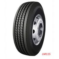 Long March Roadlux All Position Chinese Radial Truck Tire (LM115)