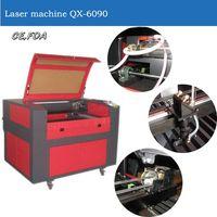 QX-6090 Laser Engraving Cutting Machine thumbnail image