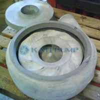 Ceramic pump parts   centrifugal pump parts    PUMP PARTS &OEM PARTS