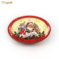 Chris cookie tins with wholesale price