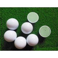 Two layer golf Driving Range Practice Two Piece Golf Ball