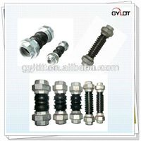 Threaded union expansion rubber  joints thumbnail image