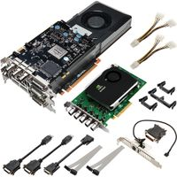 PNY Technologies NVIDIA Quadro K6000 Graphics Card with SDI I/O Board PRODUCT HIGHLIGHTS PCIe 3.0
