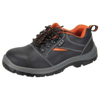 panoply stylish lightweight esd steel industrial composite toe safety shoes