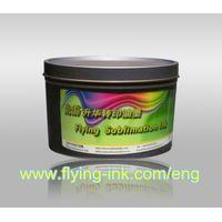 Sublimation litho ink for sheet stock thumbnail image