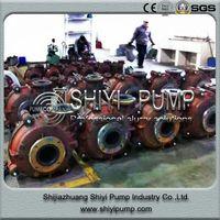 Centrifugal Heavy Duty Cyclone Feed Water Treatment 6/4D Slurry Pump