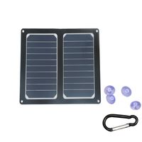 Hovall 12 Watt Foldable Solar Charger with USB Port thumbnail image
