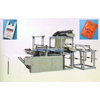 Four lines Heat sealing and cold cutting Bag Making Machine thumbnail image