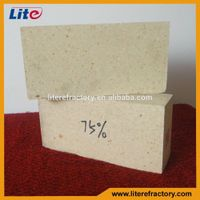 SK36 SK37 SK38 High Alumina Refractory Brick for Sale