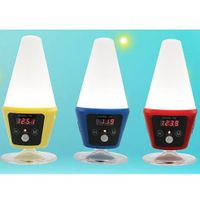SMART SENSOR LAMP100 - Solar LED Lamp with Automatic Motion Sensor