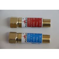 Regulator Flashback Arrestor