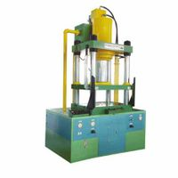 500T 4 Column Deep Drawing Hydraulic Press for Household Appliances